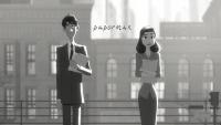迪士尼《Paperman》入圍奧斯卡短片獎 3D仿2D新技術動畫 Youtube上傳全片免費收看中