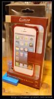 以握感為主訴 Luxa2 Alum Luxe iPhone 5 保護框