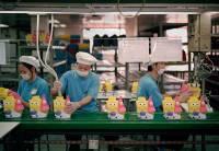 現實世界中的禮物工廠,玩具工廠攝影集