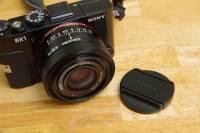 將德國光學工藝與日本電子系統濃縮於掌心, Sony RX1 全片幅緊湊相機動手玩