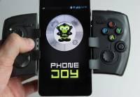PhoneJoy 把你的手機變成掌機