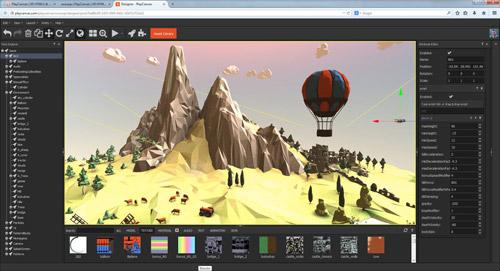 PlayCanvas 也加入開放源碼 (下)