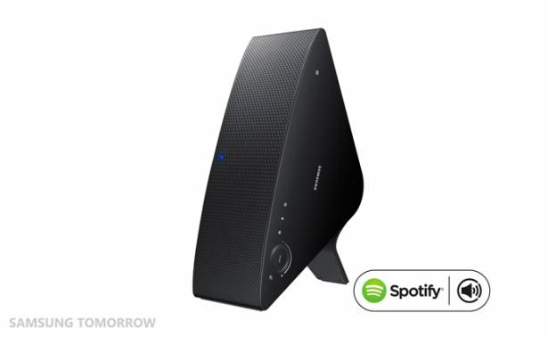 三星發表可同時串流 Spotify 音樂到多個喇叭的無線音箱 WAM750