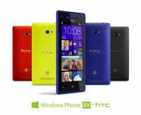 Windows Phone 8X by HTC 十一月開賣,建議售價 17 900 台幣