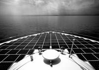 PlanetSolar世界上第一個完成環遊世界的太陽能動力船