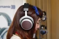音響展巧遇 Beyerdynamic Tesla 世代全開放耳機 T90