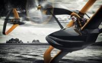 連詹姆士龐德都羨慕的輕型水上飛機FlyNano