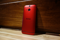 大膽熱情 HTC One M8 熱戀紅開箱