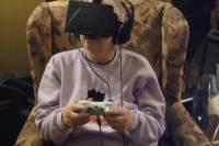 Oculus Rift 讓因癌症行動不便的奶奶,臨終前可再次探索這個世界...