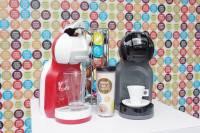 雀巢最小膠囊咖啡機 NESCAFE Dolce Gusto MINI ME 登台,僅需單手就可操作