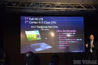 華碩 Asus Transformer Pad Infinity 700 再搶首款新架構平板(補上