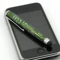 很酷的電路板紋路觸控筆