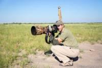 動物零距離!幫攝影師把風的可愛小狐獴