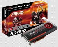 AMD HD 7970 正式解禁,華碩算是拔得頭籌嗎?