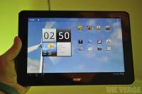 Acer IconTab A700 平板正式現身 CES 2012