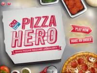 Domino's Pizza Hero讓你自己設計比薩,幫你外送到家