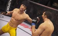李小龍重生再戰: 加入UFC遊戲隱藏人 造型極像真 [影片]
