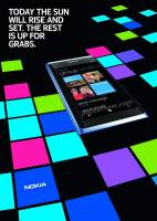 微軟:Nokia 將在 Nokia World 2011 發表 Windows Phone 手機...