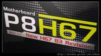 讓IDE裝置持續喘息的H67 ASUS P8H67 圖賞