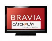 Sony與CatchPlay合作,提供台灣Sony Internet TV最新電影預告片