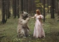 美女與野獸 ── 真實而奇異的人像攝影