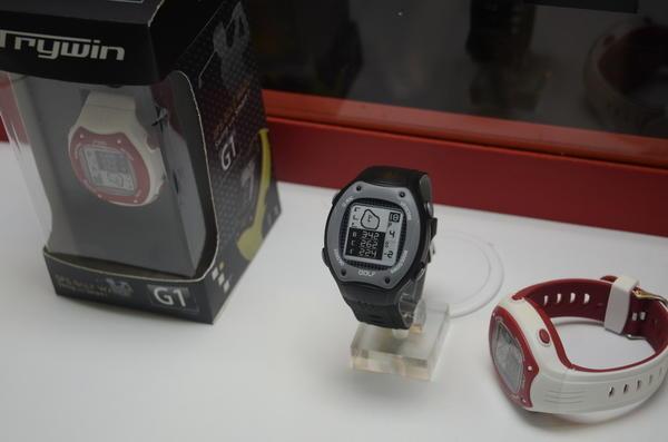 Computexs 2014:GSOL的高爾夫球手錶