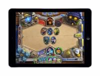 Blizzard 爐石戰記 iPad 版於特定市場開始營運