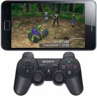 Android App:Sixaxis Controller ,用 PS3 手把玩 Android 遊戲