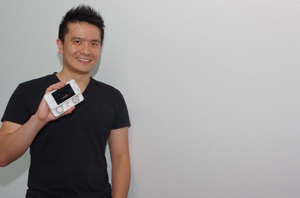 Computex 2014 :與 Razer 陳民亮小聊, Blade 近期在台推出、預告 Nabu 將於 E3 再度亮相