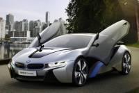 BMW i3 Concept i8 Concept德國正式亮相