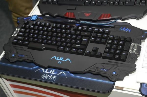 Computex 2014:機械式鍵盤也能夠防水了!