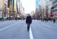 非一般的紀錄片 – 逆行東京