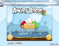 Angry Birds Chrome 網頁免費版