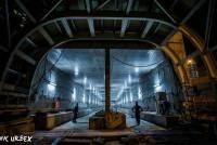 HK URBEX 走進地底,拍攝施工中的港鐵隧道