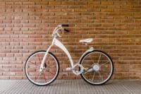 GiBike 可以為手機充電的摺合式單車