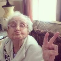 家人為外婆開設instagram,記錄她的最後時光