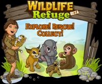 保育類臉書遊戲《Wildlife Refuge》拯救瀕臨絕種動物