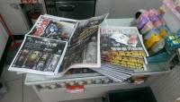 今天不談鍵盤客製化:不只是鍵盤參戰,也身體力行買了數十份報紙發給周邊的朋友