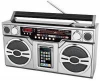 快樂合體!iPod 的八零年代復古 Boom Box