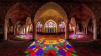 莫克清真寺:走進有如萬花筒裡的世界