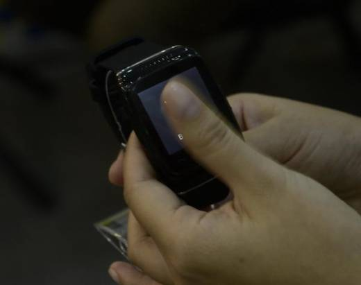 Computex 2014:普達飛科技的智慧型手錶與手環
