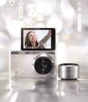 對抗 Nikon 1 1 吋系統?三星發表 NX mini 一吋可換鏡頭系統