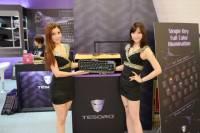 Computex 2014:鐵修羅,可變換多種燈色的機械式鍵盤