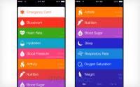 "iOS 8 全新""Healthbook"" App截圖曝光: 心跳 水份 睡眠 就連血液也能分析 [圖庫]"