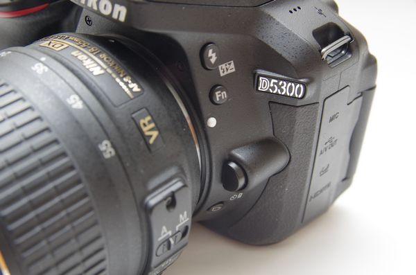 輕鬆體驗無低通濾鏡魅力的入門級 DSLR , Nikon D5300 動手玩