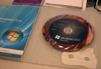 驚 正版Vista光碟驚現神秘人物照片