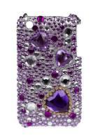 iPhone 界裡也出現了頂級滿天星款-水鑽 iPhone 背蓋