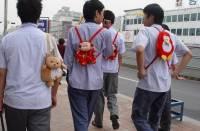 [轉貼]韓國男生上學背的書包