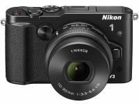 外型連三變並改為外接 EVF , Nikon 1 V3 登場
