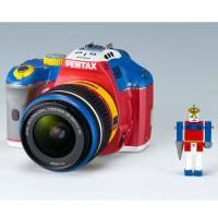 [限量] PENTAX K-x 機器人限定版 11 2開始搶購